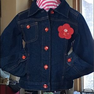 Other - Blueberry boulevard denim jacket
